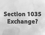 Section 1035 Exchange?